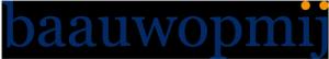 Baauwopmij Logo
